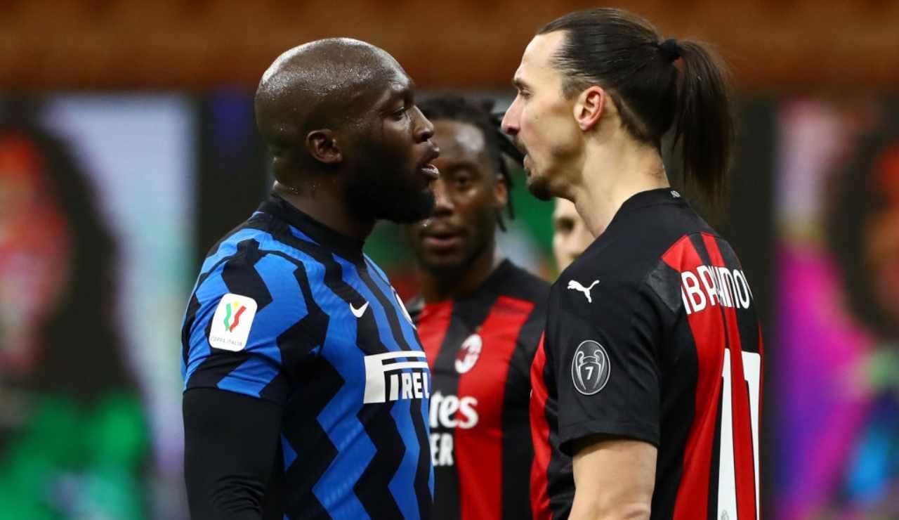 Lukaku Ibrahimovic lite