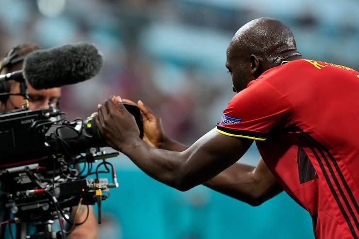 Lukaku gol con dedica per l'attaccante nerazzurro (Getty Images)