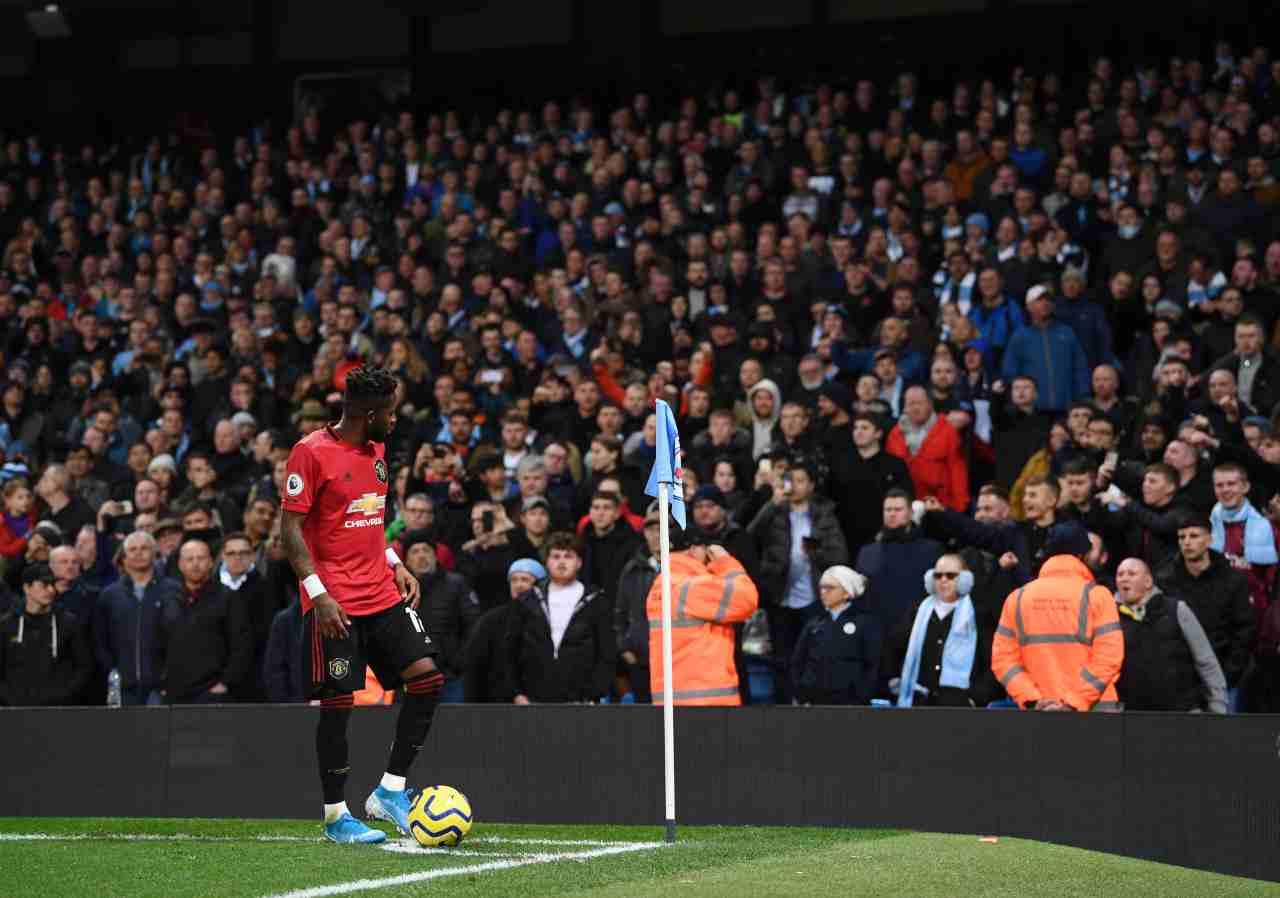 Manchester City razzismo