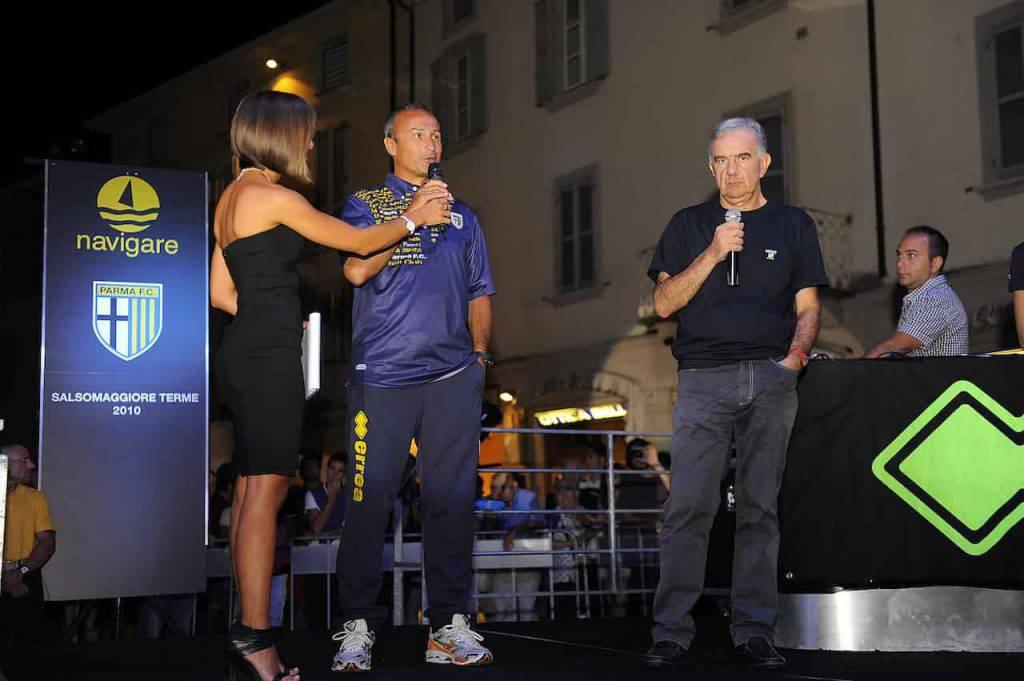 Maurizio Costanzo Roma battuta di Gene Gnocchi (Getty Images)