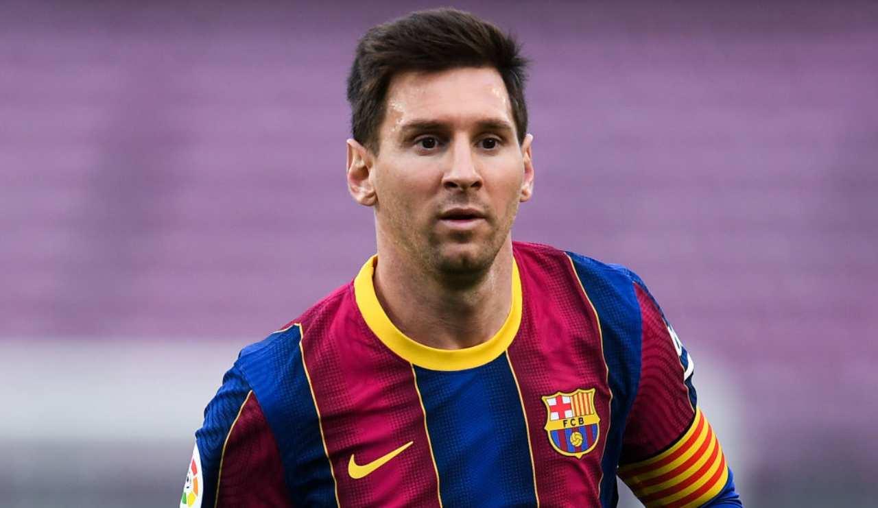 Messi svincolato