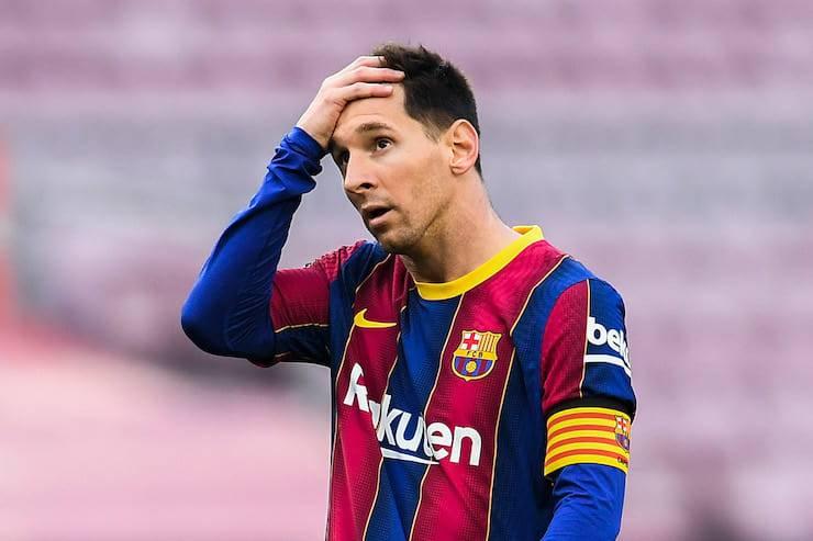 Messi gli auguri di un portiere (Getty Images)