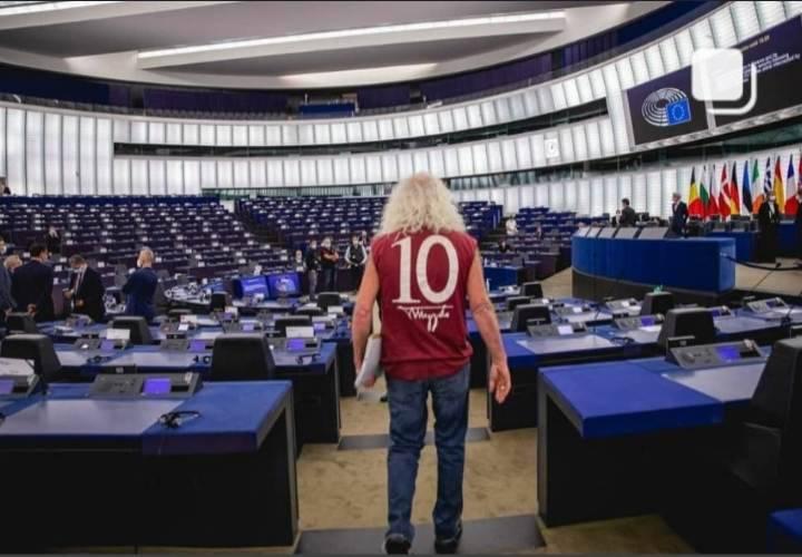 Mick Wallace Torino Parlamento europeo