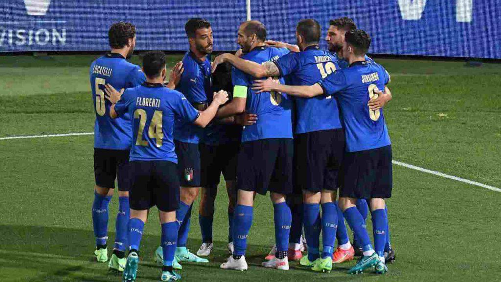sogno azzurro nazionale italia calcio