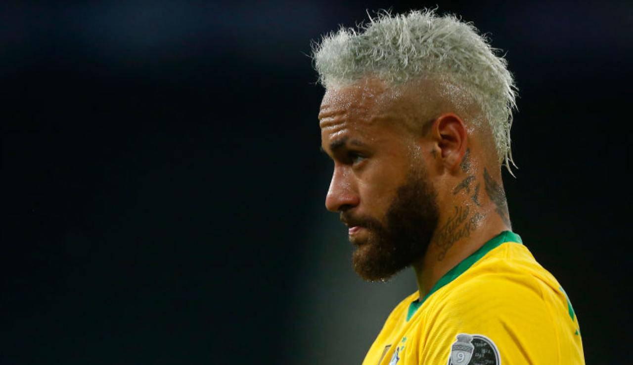 Neymar attaccante