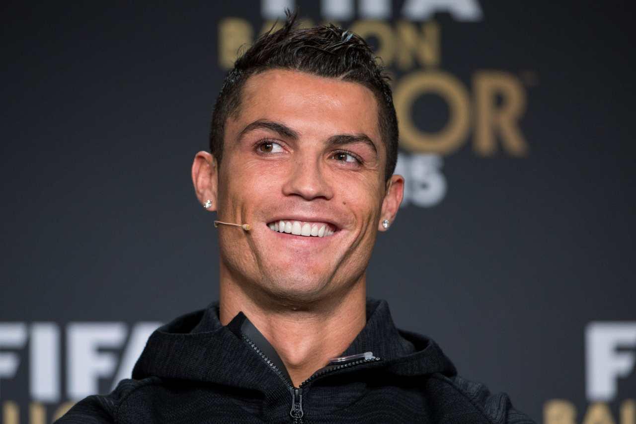 Nuova macchina Cristiano Ronaldo
