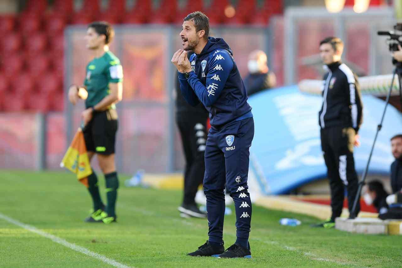 Nuovo allenatore Sassuolo