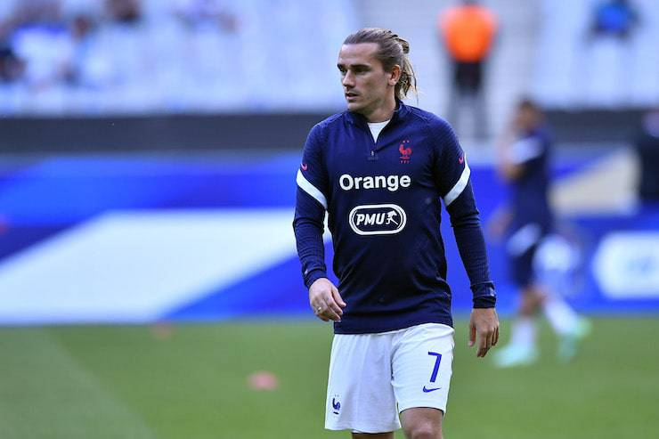 Nuovo ruolo per Griezmann (Getty Images)