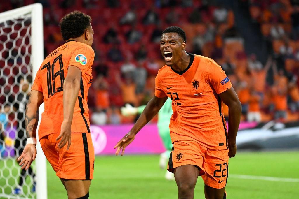 Highlights Olanda-Austria