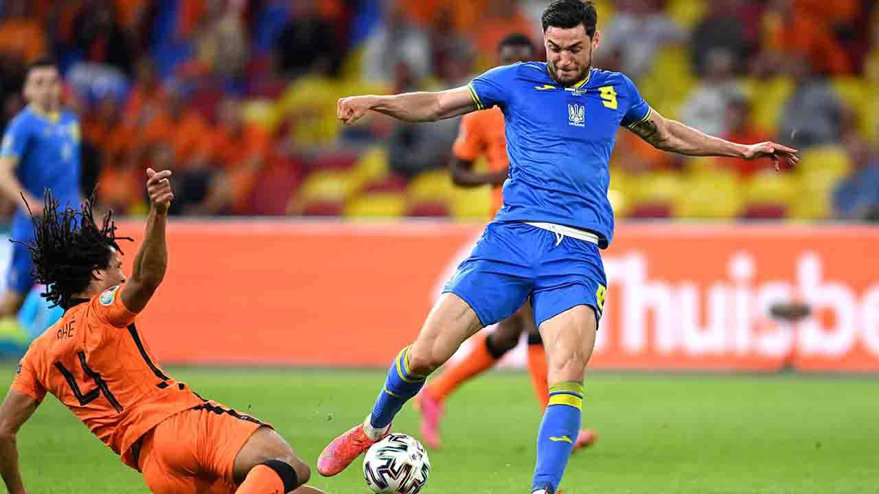 Olanda Ucraina