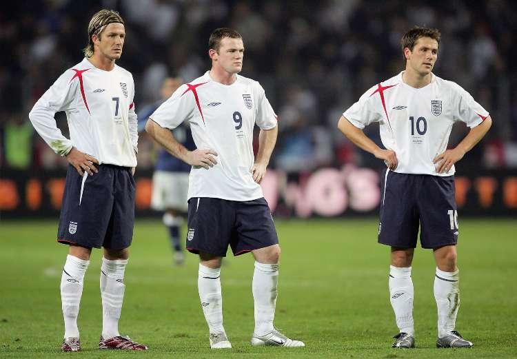 Owen Rooney Inghilterra Euro 2020