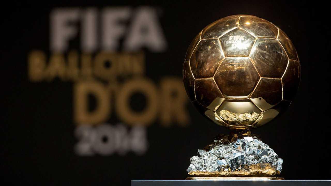 Pallone Oro 2021