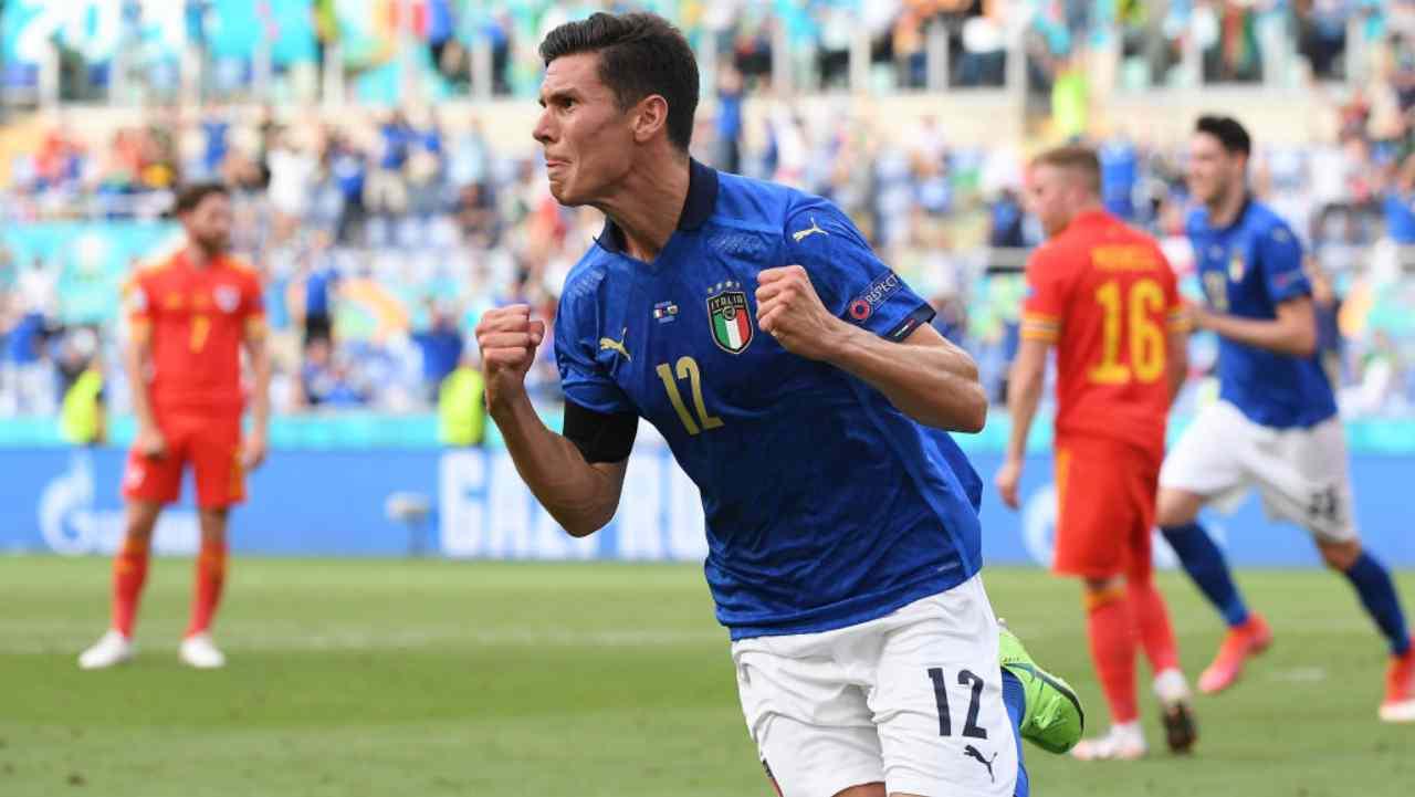 Italia EURO 2020 Record