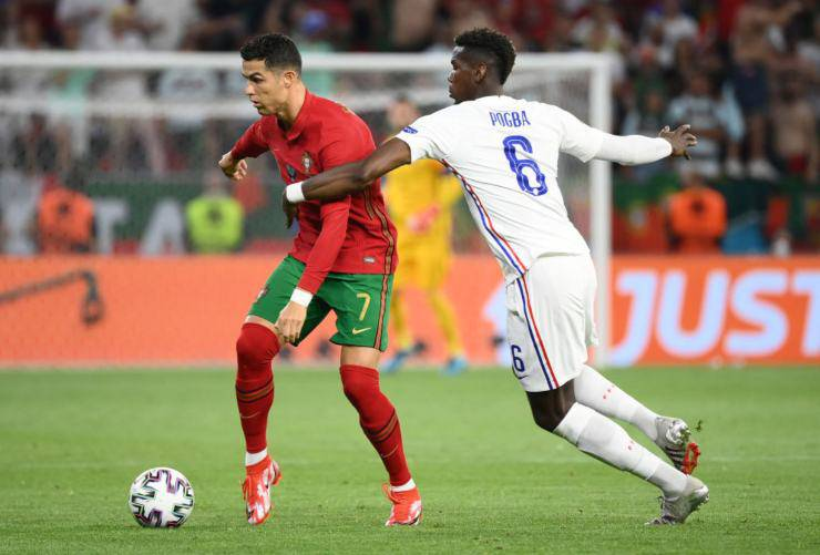 Highlights Portogallo Francia