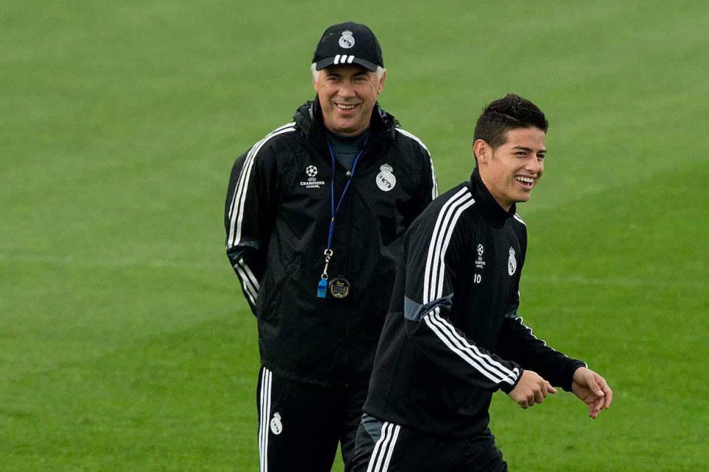 Real Madrid Ancelotti alternativa di lusso (Getty Images)