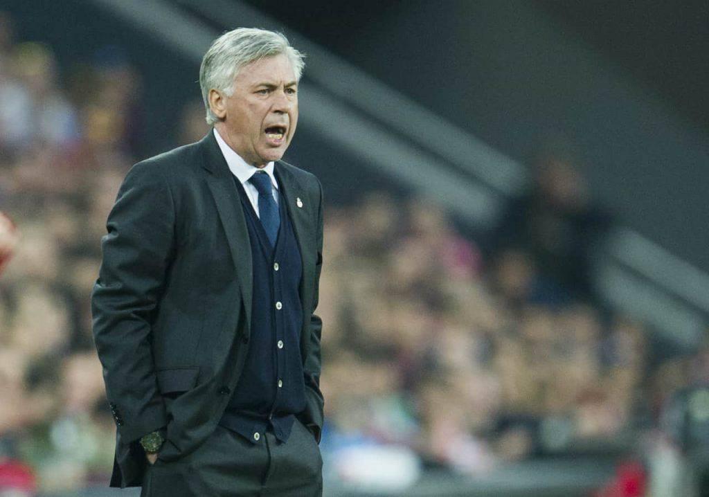 Real Madrid Ancelotti messaggio a Perez (Getty Images)