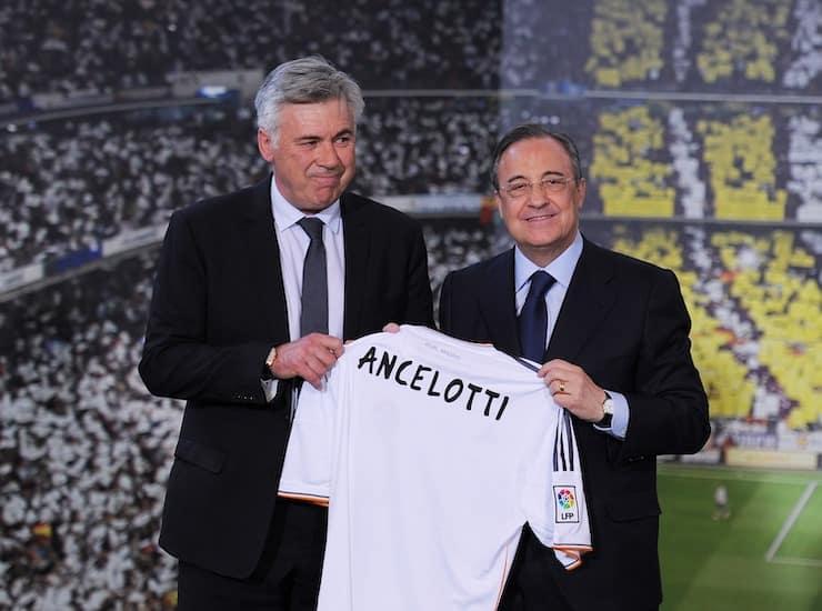 Real Madrid, contattato un altro tecnico prima dell'ex Napoli (Getty Images)