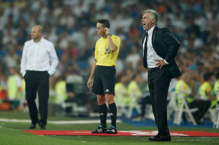 Real Madrid messaggio di Ancelotti a Perez (Getty Images)