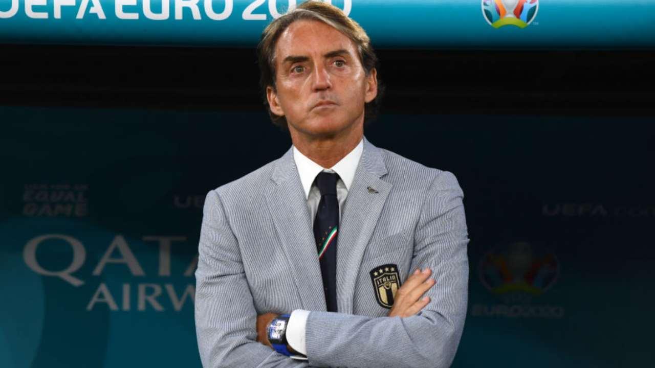 Italia Lituania Mancini