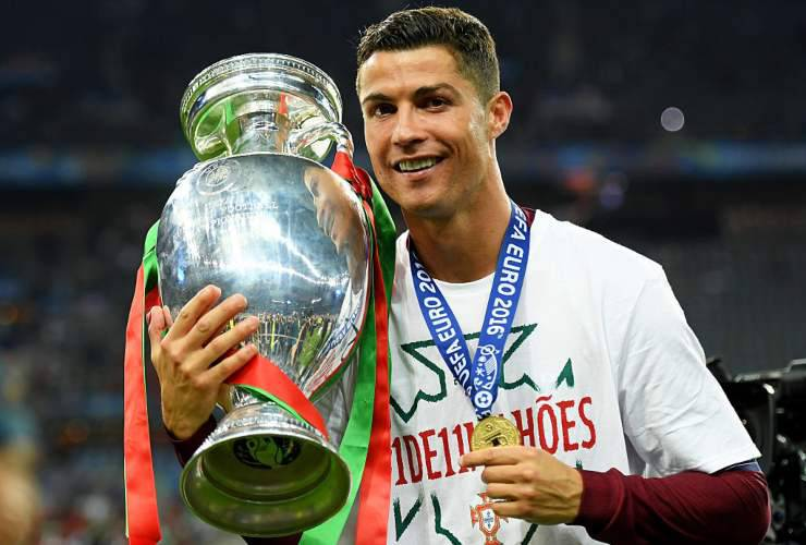 Cristiano Ronaldo Record Euro 2020