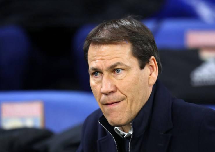 Rudi Garcia allenatore