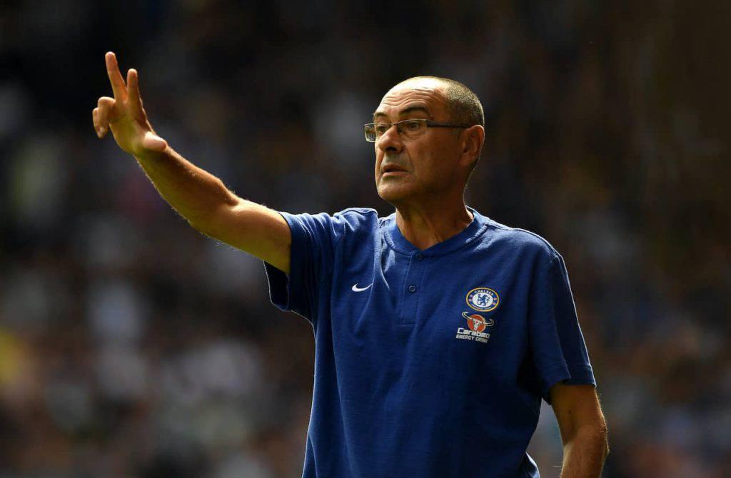 Sarri Lazio aneddoto (Getty Images)