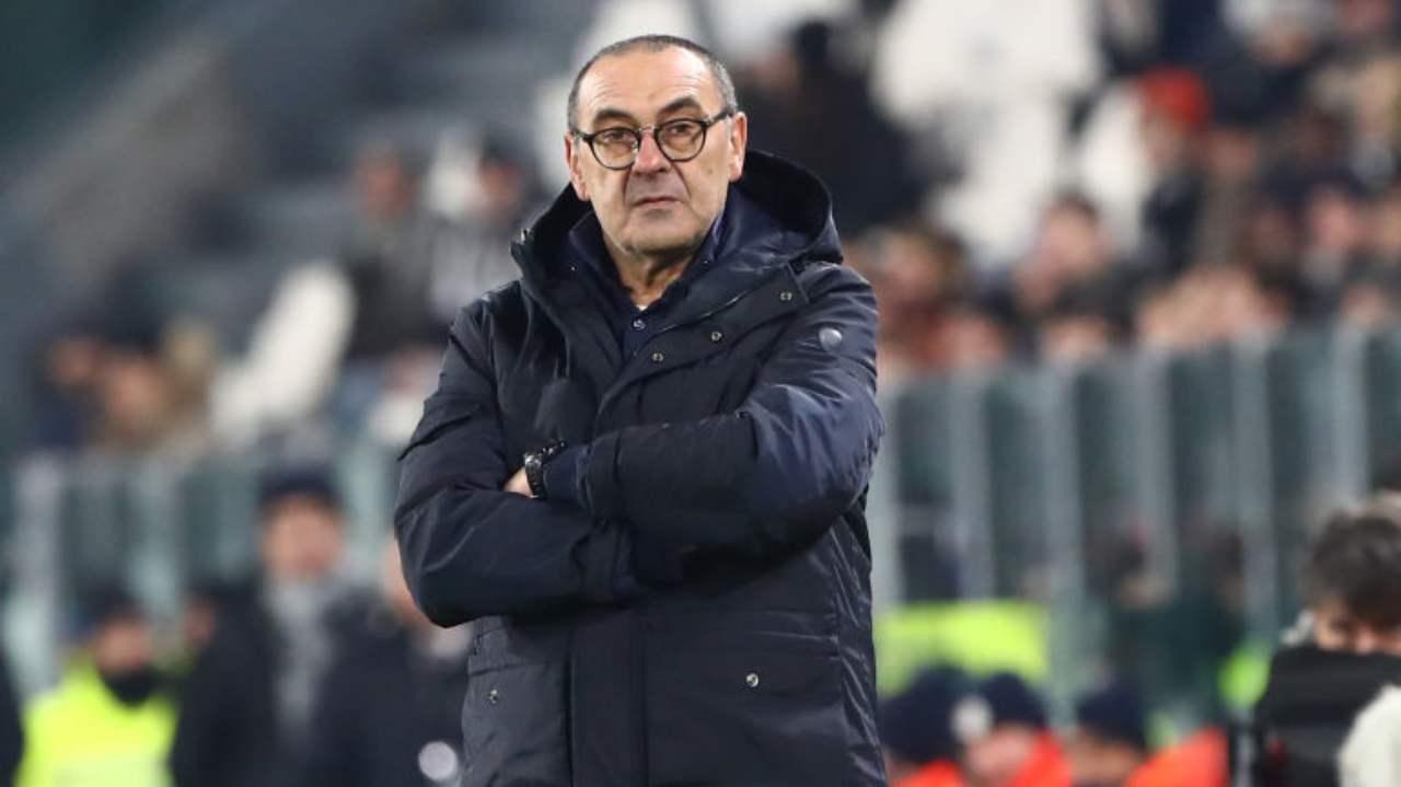 Sarri Lazio Ufficiale