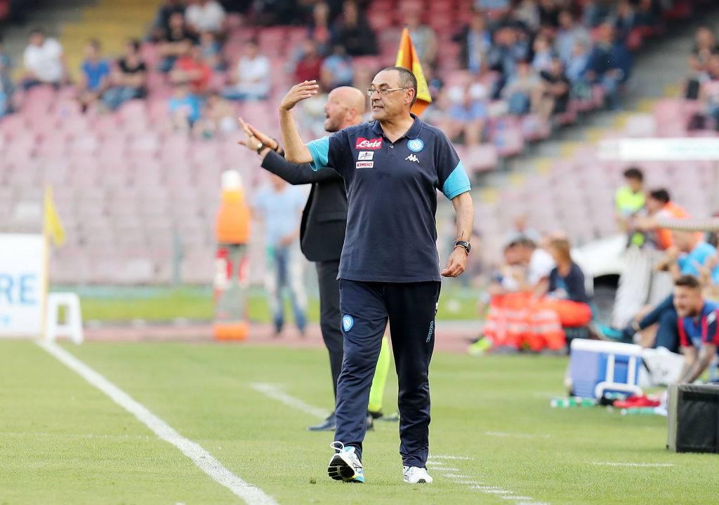 Sarri alla Lazio