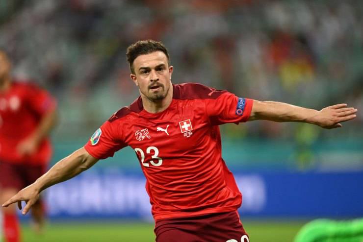Svizzera Turchia Highlights EURO 2020