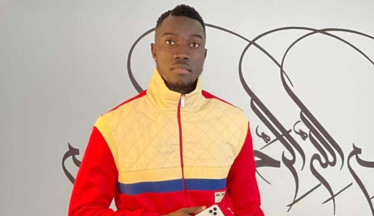 Silas Wamangijuta calciatore