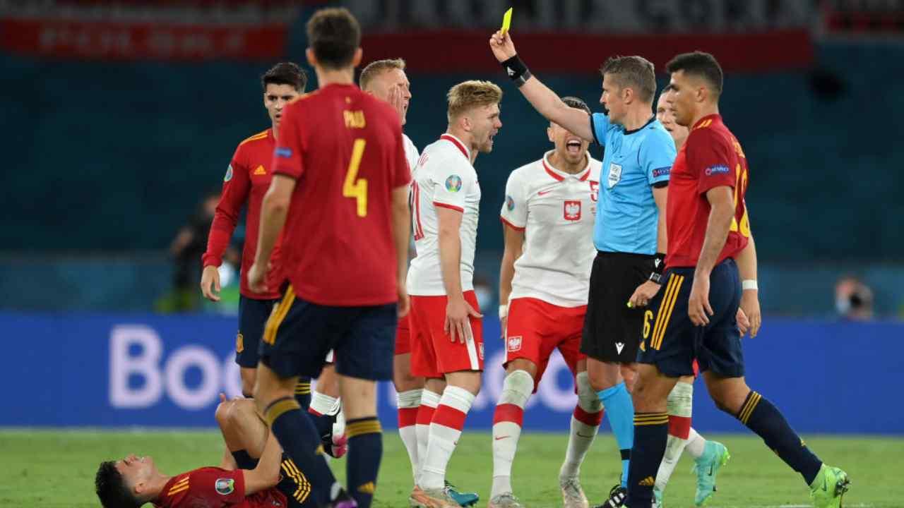 EURO 2020 Sky Spagna Polonia