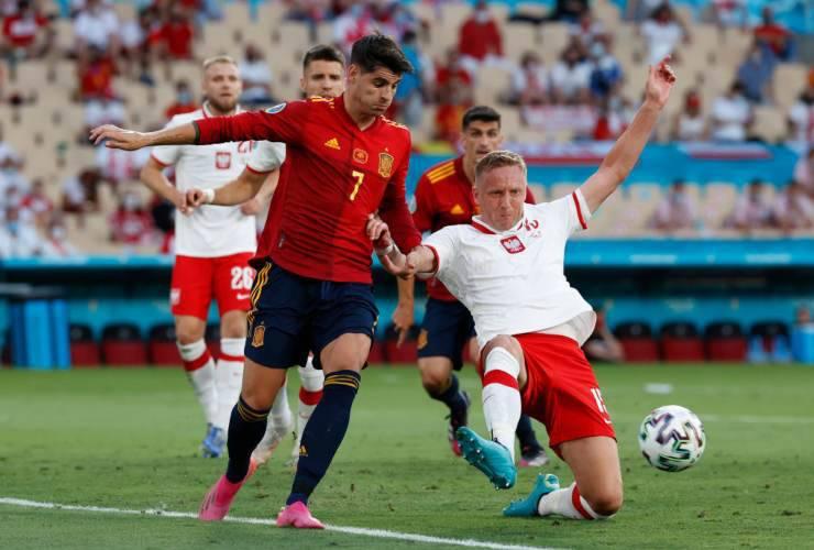 Highlights Spagna Polonia