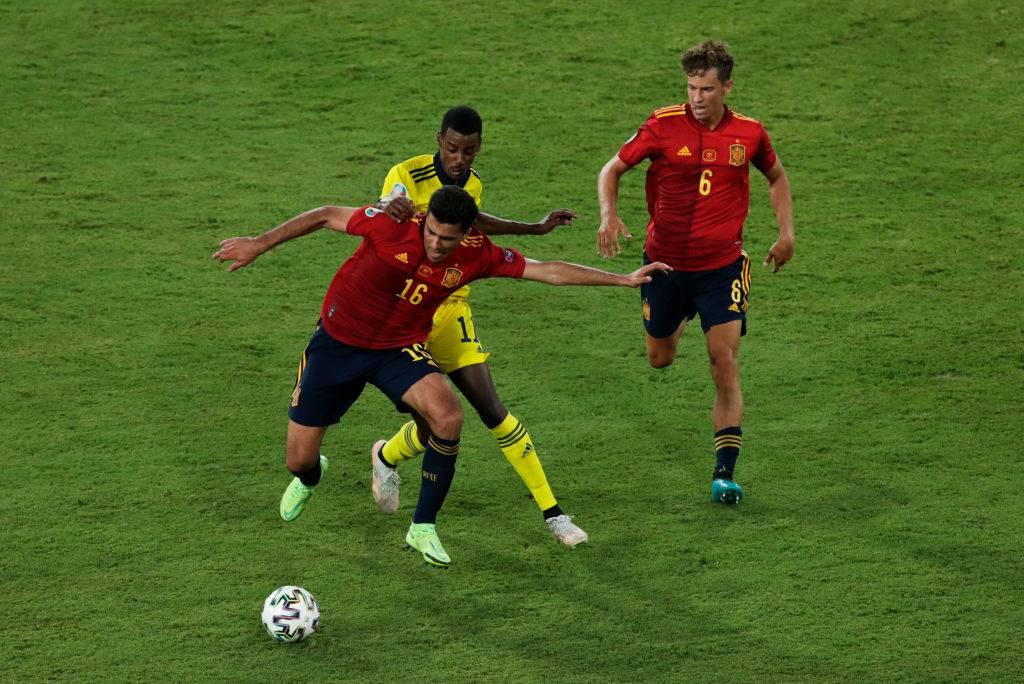 highlights Spagna Svezia