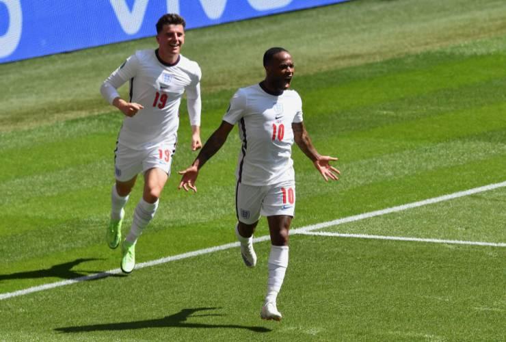 Sterling Wembley Inghilterra