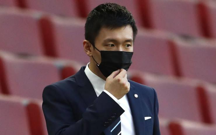 Zhang presidente Inter