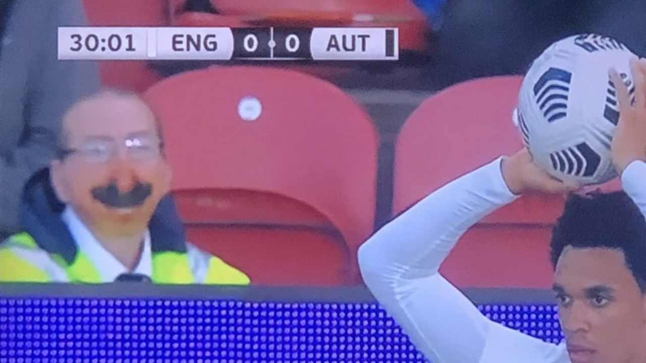 Steward Inghilterra