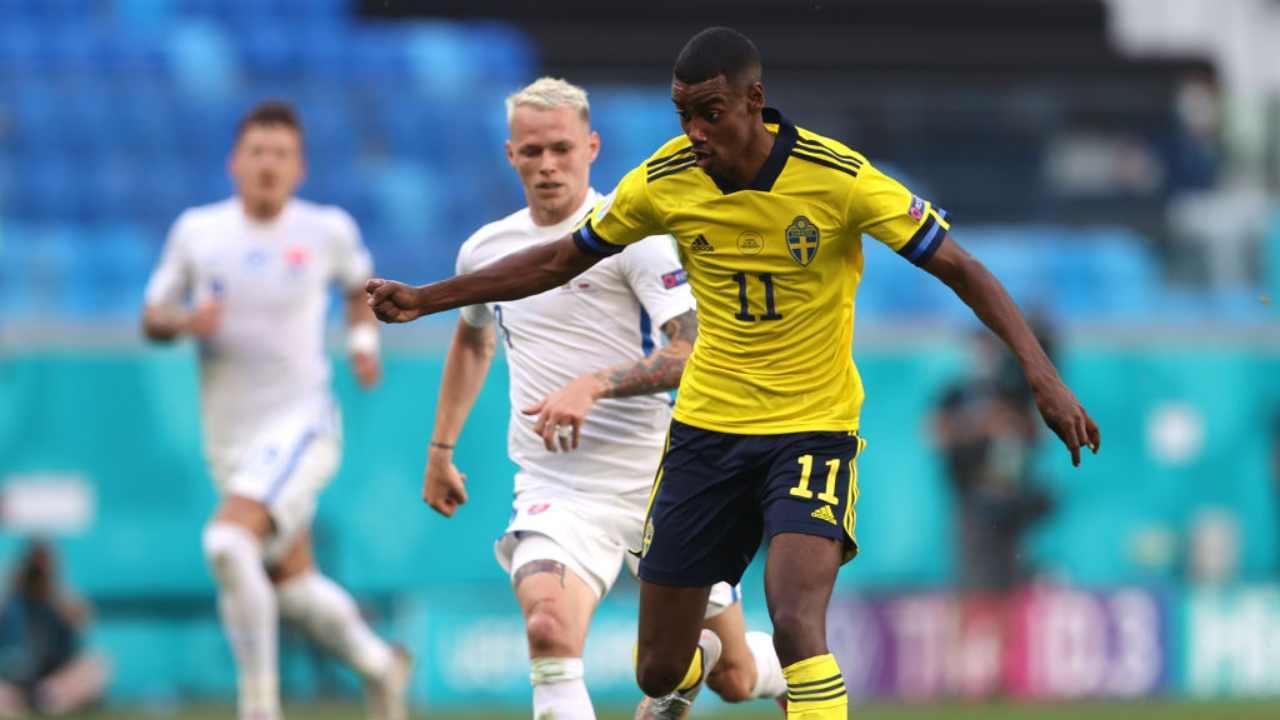 EURO 2020 Svezia Slovacchia Highlights