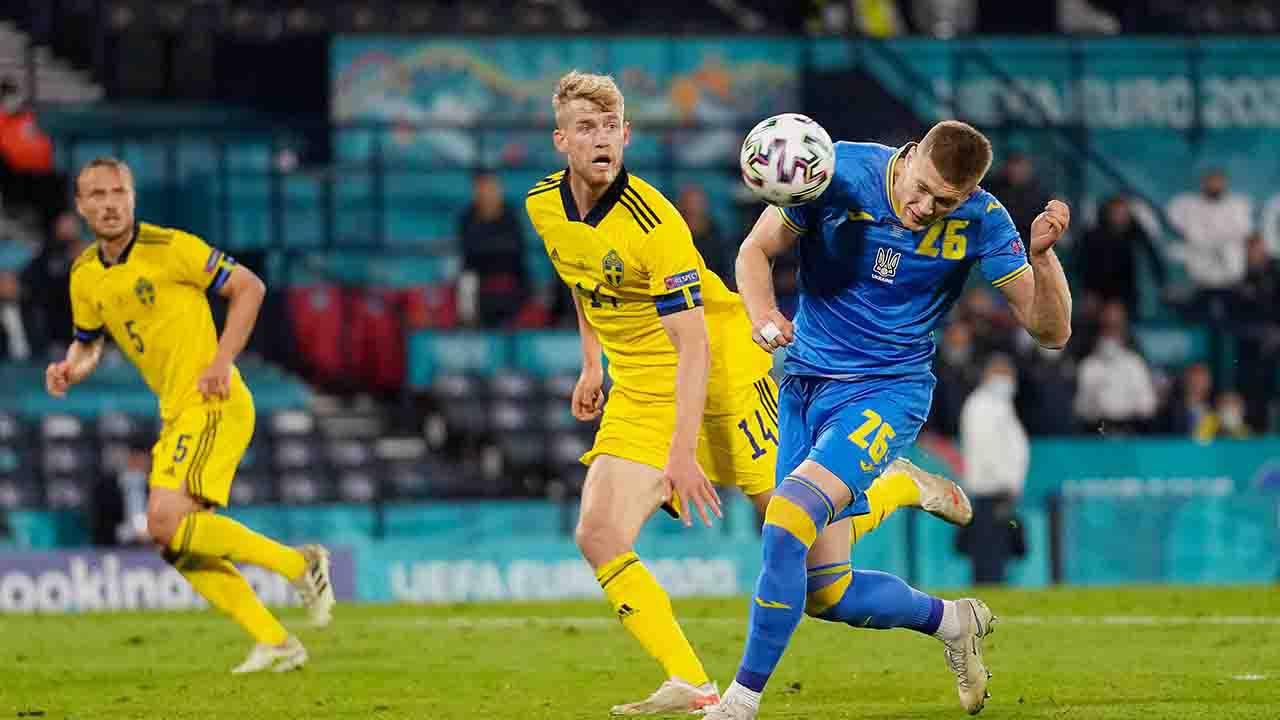 Svezia Ucraina Pagelle