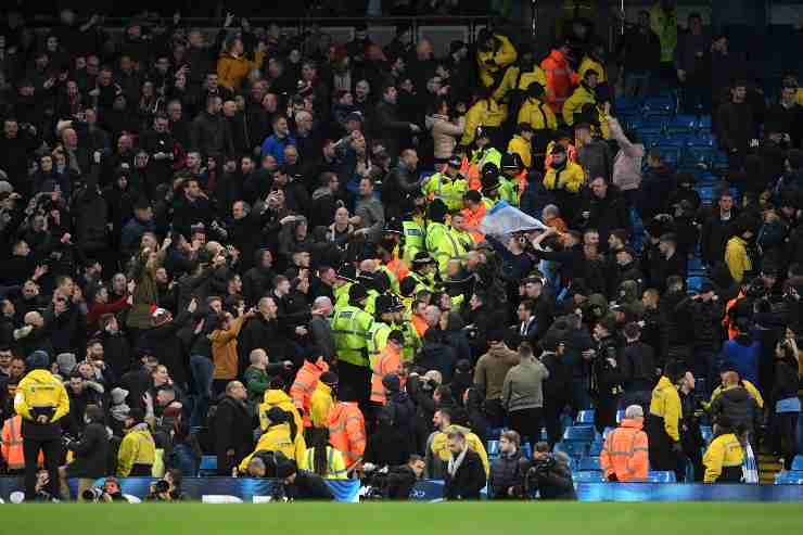 Tifosi Manchester City