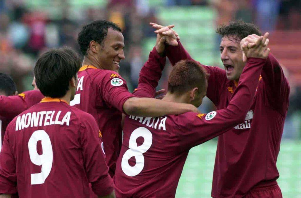 UEFA Festival ex Roma e Lazio di nuovo in campo (Getty Images)