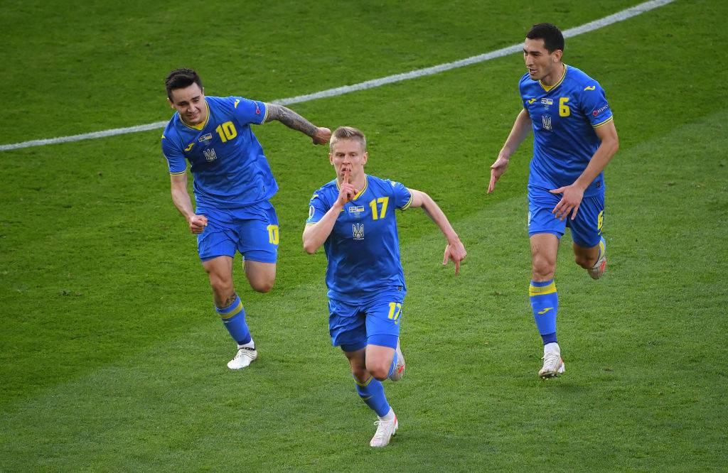 Highlights Svezia Ucraina