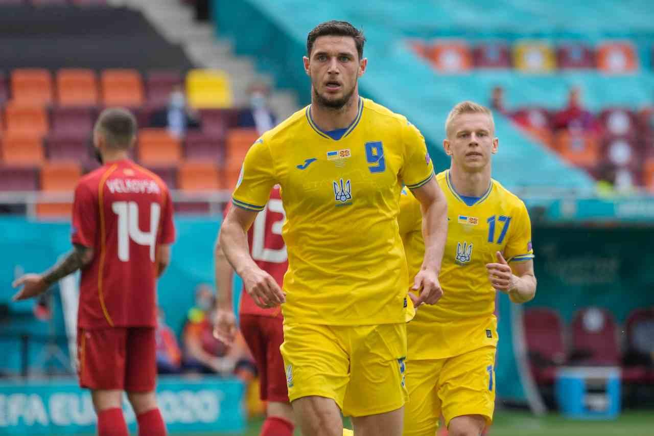 Ucraina-Macedonia Highlights