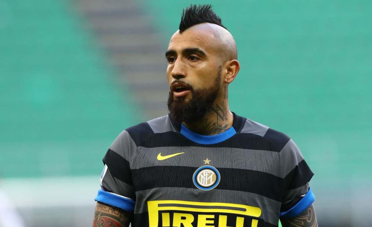 Vidal centrocampista