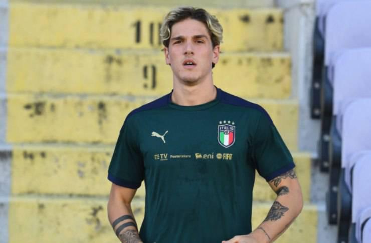 Zaniolo calciatore