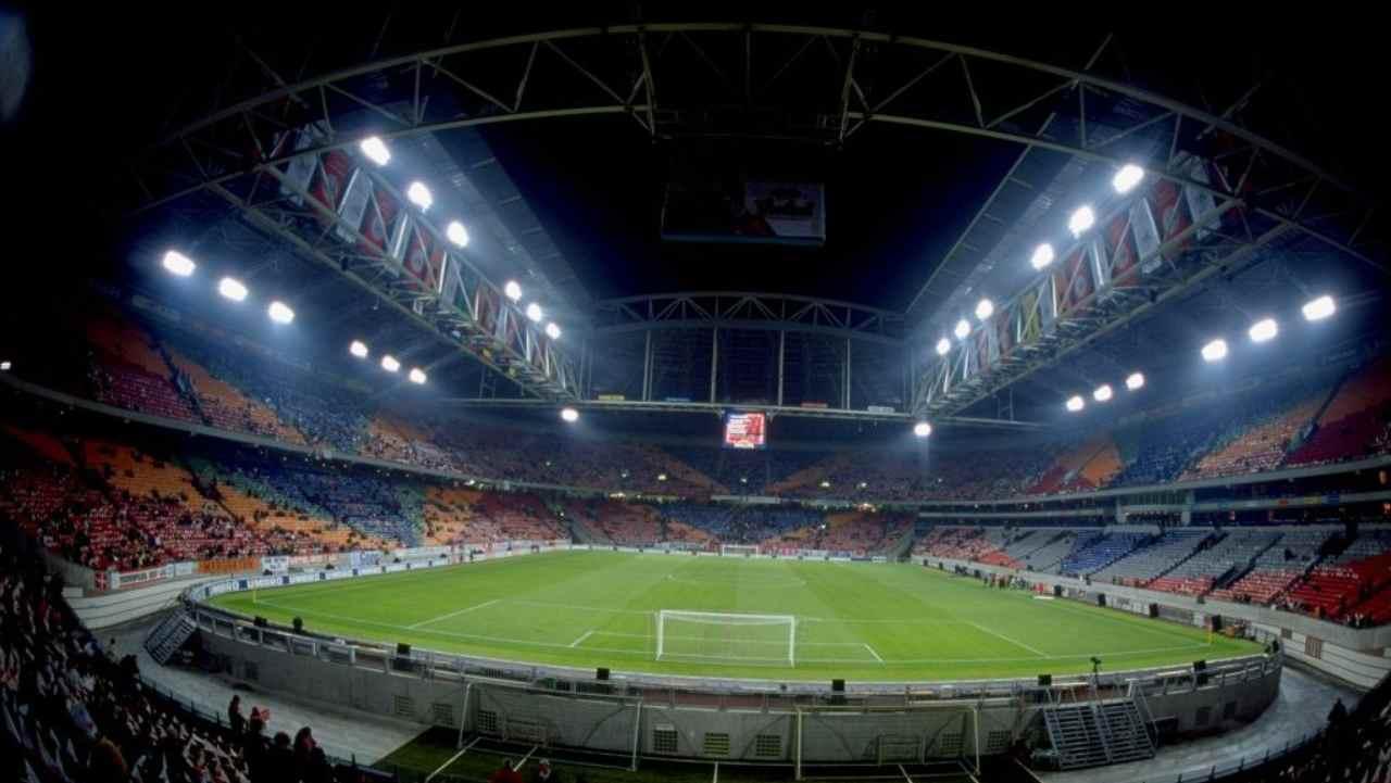 Euro 2020, la Johann Cruijff Arena: lo stadio a impatto zero