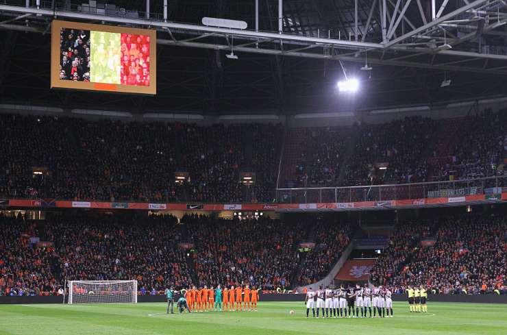 Johann Cruijff Arena, Euro 2020