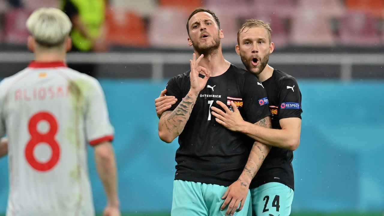 Arnautovic, insulti dopo Austria Macedonia: la squalifica UEFA