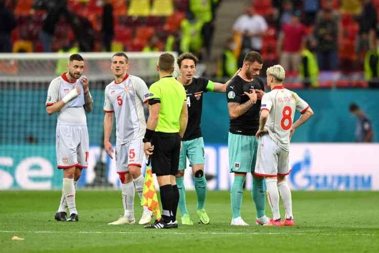 Perché Arnautovic rischia la stangata a EURO 2020