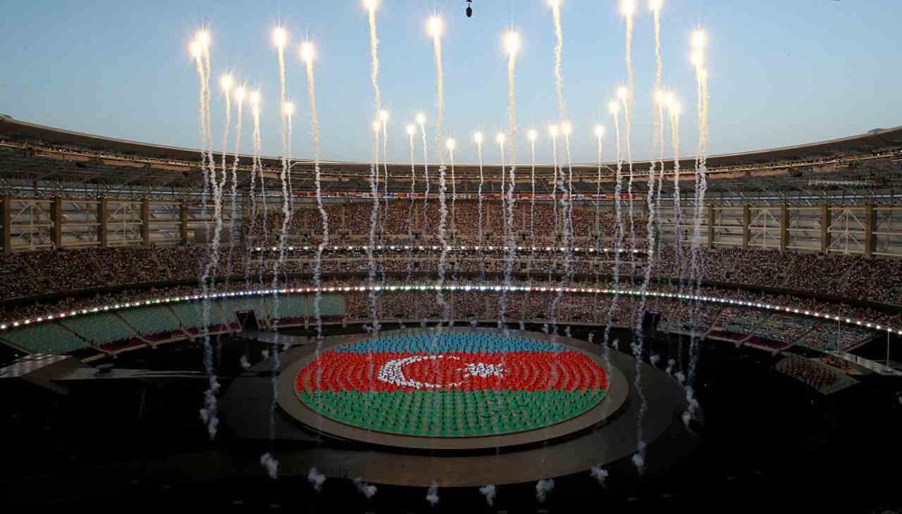 EURO 2020, tutto sullo stadio Olimpico di Baku: storia, design, curiosità