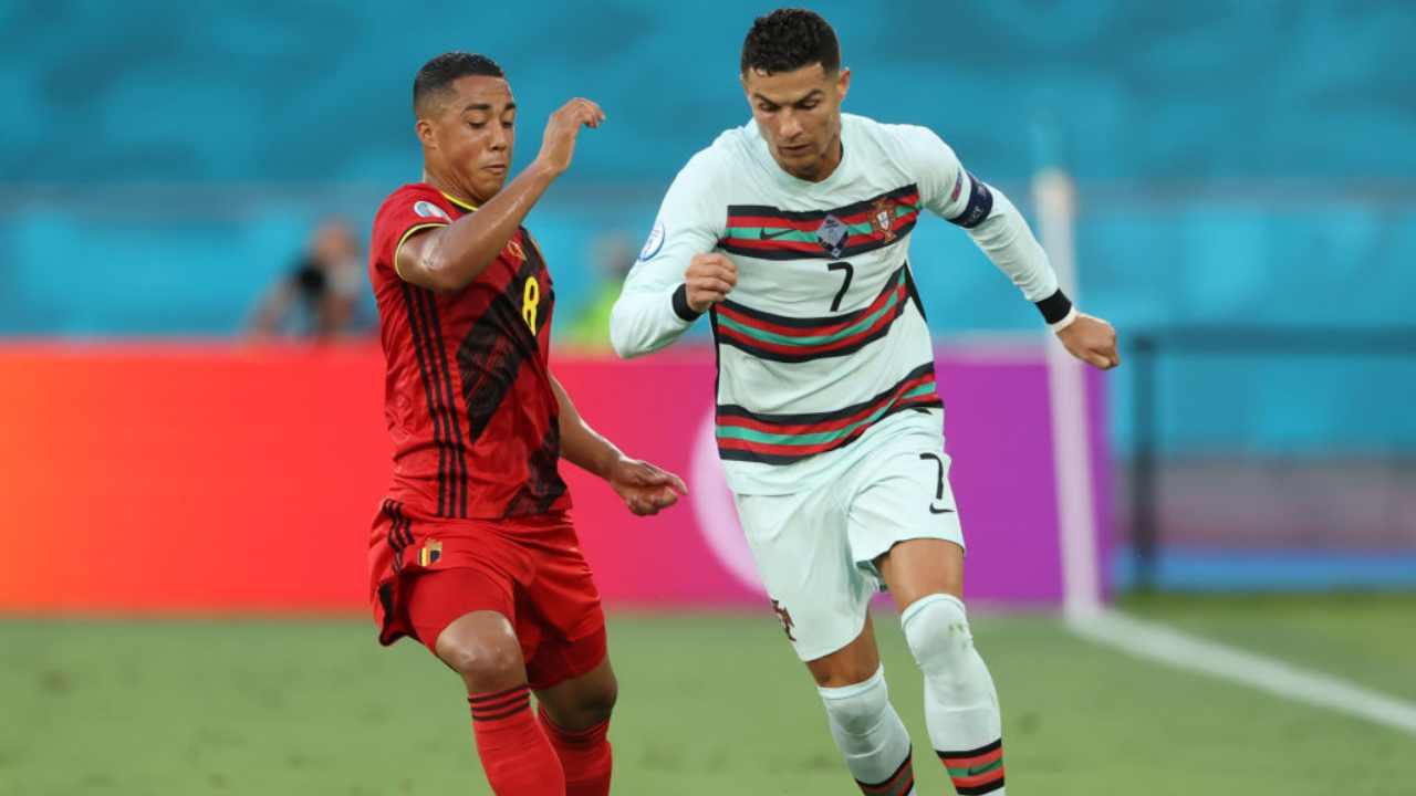 EURO 2020, Belgio-Portogallo 0-0 DIRETTA